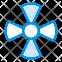 Radiation Ecology Energy Icon