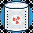 Radiation Radioactivity Thermal Icon