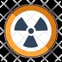 Radiation Radioactive Hazardous Icon