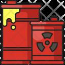 Radiation Barrels Icon