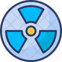 Alert Radiation Warning Icon
