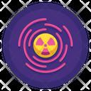 Radiation Wave Icon