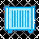 Radiator Heating Home Icon