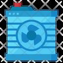 Radiator Conditioner Heater Icon