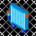 Convector Heater Portable Icon