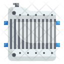 Radiator Car Engine Icon