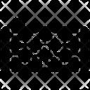Radiator Filter Icon