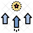 Radical Drastic Competition Icon