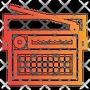Radio Communication Fm Icon