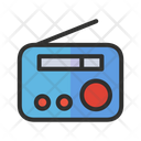 Radio Radio Advertising Broadcast Advertising Icon