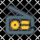 Radio Fm Am Icon
