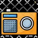 Radio Fm Radio Vintage Radio Icon