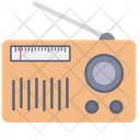 Fm Radio Antenna Icon