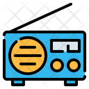 Radio Radios Transistor Icon