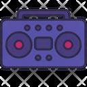 Radio Party Nightclub Icon
