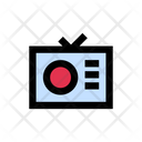 Radio Tape Fm Icon
