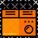 Radio Tv Vintage Icon