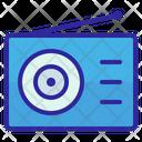 Radio Transmission Audio Icon