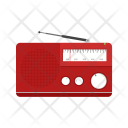 Radio Fm Frequency Icon
