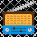 Radio Antenna Electronics Icon