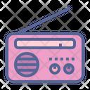 Listen Media Communication Icon