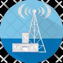 Radio Station Building Icon