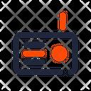 Radio Sound Ui Icon Icon