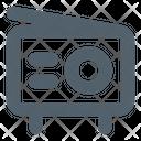 Radio Signal Antenna Icon