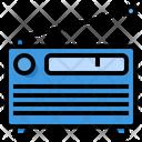 Radio News Music Icon