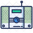 Radio Music Play Icon