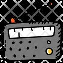 Radio Set Radio Fm Radio Icon