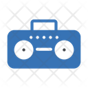 Radio Tape Audio Icon