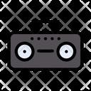 Tape Audio Radio Icon