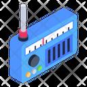 Radio Fm Radio Broadcast Device Icon
