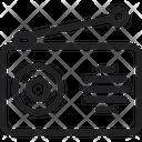 Fm Radio Media Radio Icon