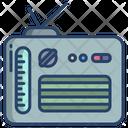 Radio Fm Communication Icon
