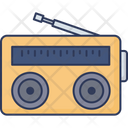 Radio Antenna News Icon