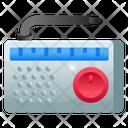 Broadcasting Device Radio Radio Set Icon