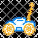 Radio Controlled Car Icon