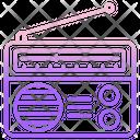 Radio Vintage Radio Communication Icon