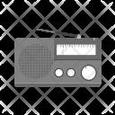 Radio Set Icon