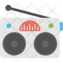 Radio Set Transistor Icon