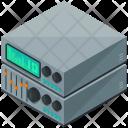 Radio Fm Amplifier Icon