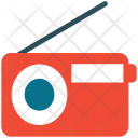 Radio Device Electrical Icon