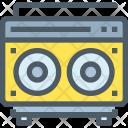 Radio Fm Equipment Icon