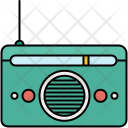 Radio Device Fm Icon