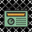 Radio Transistor News Icon