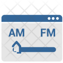 Radio Am Choice Icon
