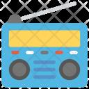 Radio Fm Vintage Icon