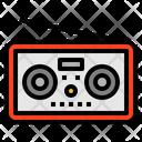 Radio Electronics Communication Icon